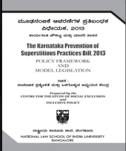 Karnataka Anti Superstition Bill