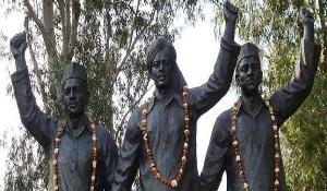 ಭಗತ್ ಸಿಂಗ್,ರಾಜ್ ಗುರು,ಸುಖ ದೇವ್