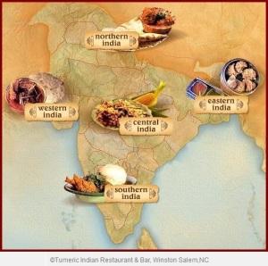 ಭಾರತೀಯ ಆಹಾರ ವೈಶಿಷ್ಟ್ಯ